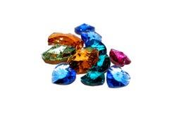 Het Kristal van Swarovski Royalty-vrije Stock Afbeelding