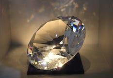 Het kristal van Swarowski Stock Afbeelding