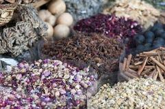 Het Kruid Souk van Doubai Stock Fotografie