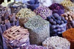 Het Kruid Souk van Doubai Stock Afbeelding