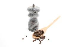 Het kruid van de peper stock afbeeldingen