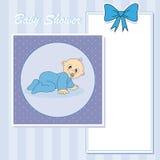 Het kruipen van de baby Royalty-vrije Stock Afbeelding