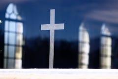 Het kruis royalty-vrije stock afbeelding