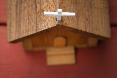 Het kruis Royalty-vrije Stock Foto's