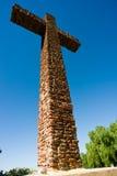 Het kruis van de Aalmoezenier Stock Fotografie