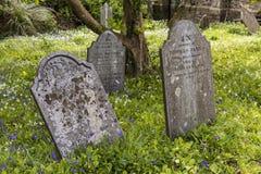 Het Kruis van kerkhofgodolphin Stock Afbeeldingen