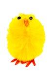 Het kuiken van Pasen met het knippen van weg stock afbeeldingen