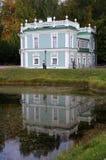 Het Kuskovo-landgoed in Moskou, Rusland Royalty-vrije Stock Fotografie