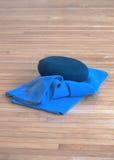 Het Kussen van de meditatie stock foto