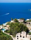 Het kust Leven Mallorca Stock Fotografie