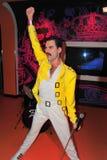 Het Kwik van Freddie bij Mevrouw Tussaud's Royalty-vrije Stock Afbeelding