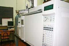 Het laboratorium van de chemie Stock Afbeeldingen