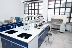 Het Laboratorium van de fysica royalty-vrije stock foto's
