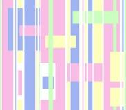Het labyrintachtergrond van de baby Royalty-vrije Stock Afbeelding