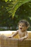 Het lachen Royalty-vrije Stock Fotografie