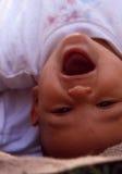 Het lachen van de jongen royalty-vrije stock afbeeldingen