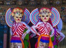 Het Ladakh-festival 2017 royalty-vrije stock afbeeldingen