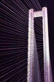 Het lager van de brug Stock Afbeeldingen