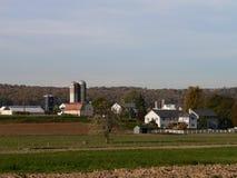 Het Land van Amish Royalty-vrije Stock Fotografie
