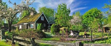 Het land van Fairytale Stock Foto's