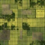 Het Land van het landbouwbedrijf royalty-vrije illustratie