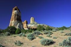 Het Land van Navajo royalty-vrije stock afbeelding