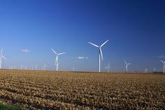 Het Landbouwbedrijf van de wind Royalty-vrije Stock Foto