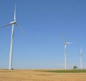 Het landbouwbedrijf van de wind Stock Fotografie