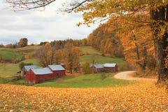 Het Landbouwbedrijf van Jeanne Royalty-vrije Stock Foto
