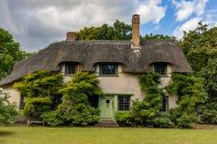 Het landelijke huis royalty-vrije stock foto's