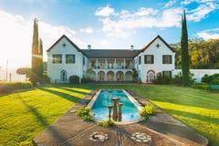 Het Landgoed van de luxe royalty-vrije stock afbeelding