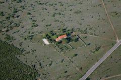 Het Landgoed van het dorp Royalty-vrije Stock Afbeelding
