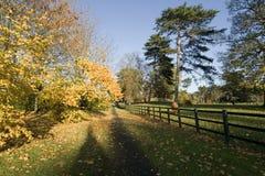 Het landgoed van het land Royalty-vrije Stock Foto