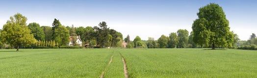 Het landgoed van het land Royalty-vrije Stock Fotografie