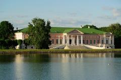 Het Landgoed van Kuskovo Royalty-vrije Stock Foto
