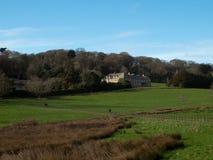 Het Landgoed van Penrose van de manor Stock Fotografie