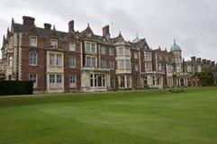 Het Landgoed van Sandringham royalty-vrije stock foto