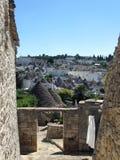 Het landschap van Alberobello Royalty-vrije Stock Foto's
