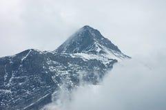 Het landschap van Alpen Stock Afbeeldingen