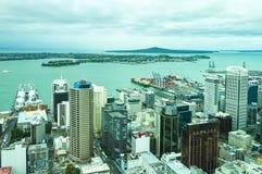 Het Landschap van Auckland Stock Fotografie