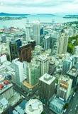 Het Landschap van Auckland Stock Foto