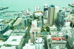 Het Landschap van Auckland Royalty-vrije Stock Foto