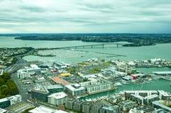 Het Landschap van Auckland Royalty-vrije Stock Afbeelding