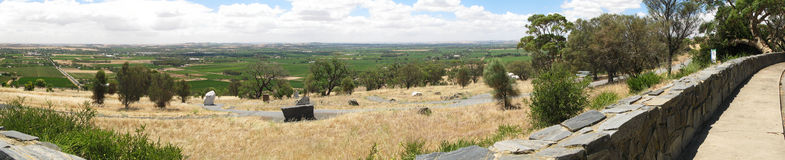 Het landschap van Australië Royalty-vrije Stock Foto