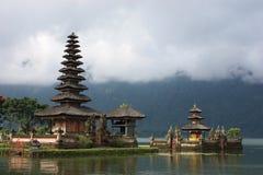 Het landschap van Bali Stock Afbeelding