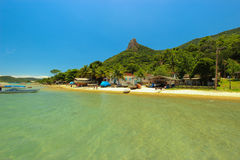Het landschap van Brazilië Royalty-vrije Stock Afbeeldingen