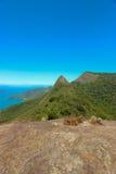 Het landschap van Brazilië Royalty-vrije Stock Afbeelding