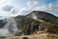 Het Landschap van Bucegi Stock Afbeeldingen