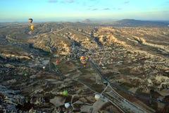 Het landschap van Cappadocia Royalty-vrije Stock Afbeelding