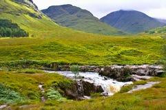 Het landschap van Colourfull Royalty-vrije Stock Afbeeldingen